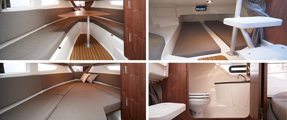 Моторна лодка Quicksilver Activ 755 Sundeck
