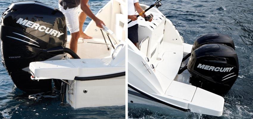 Моторна яхта Quicksilver Activ 805 PRO FISH