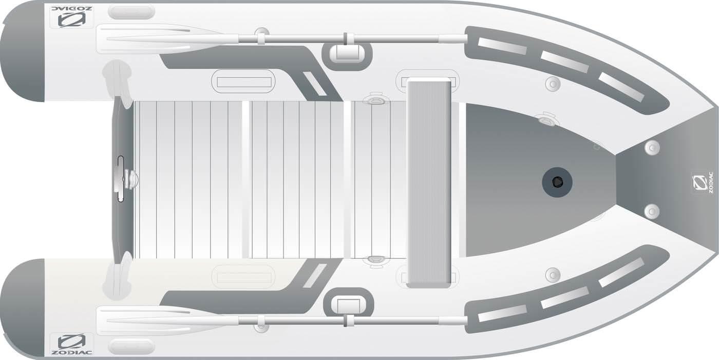 Надуваеми лодки Zodiac Cadet / Зодиак Кадет