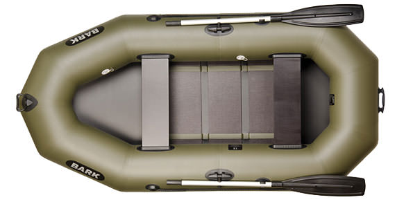 Надуваеми лодки Барк / Bark B-260