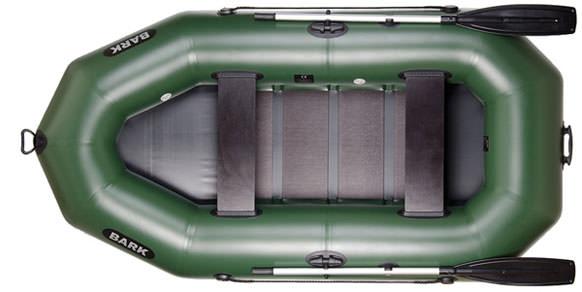 Надуваеми лодки Барк / Bark B-270