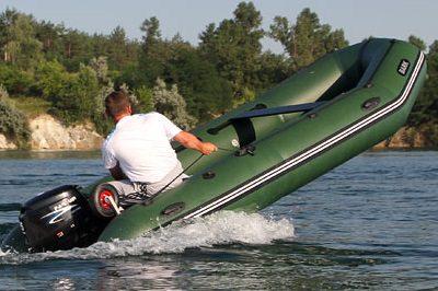 Надуваеми лодки БАРК