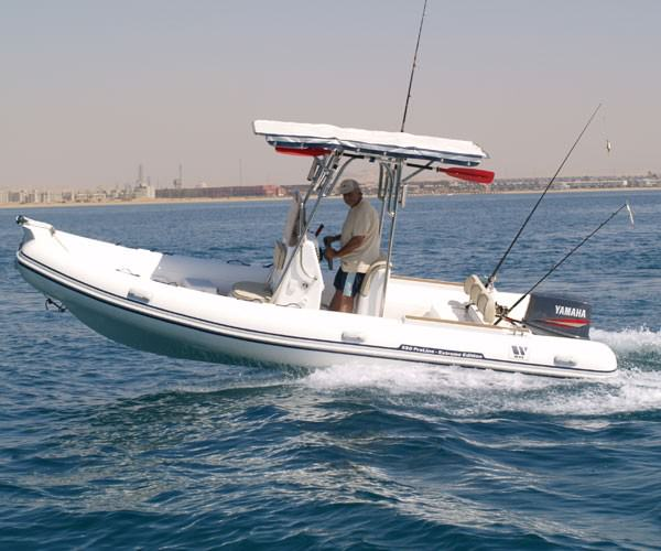 Надуваеми лодки Tiger Marine Proline 500
