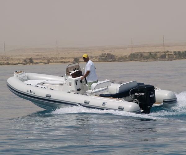 Надуваеми лодки Tiger Marine Proline 620