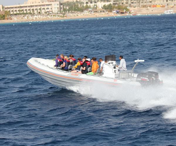 Надуваеми лодки Tiger Marine Dive Master 850
