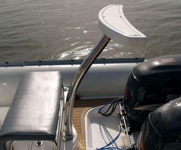 Опции за надуваеми лодки Tiger Marine Divemaster