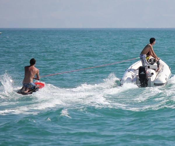 Надуваеми лодки Tiger Marine Protender 370