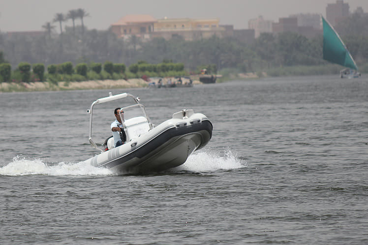 Надуваеми лодки Tiger Marine Sportline 440