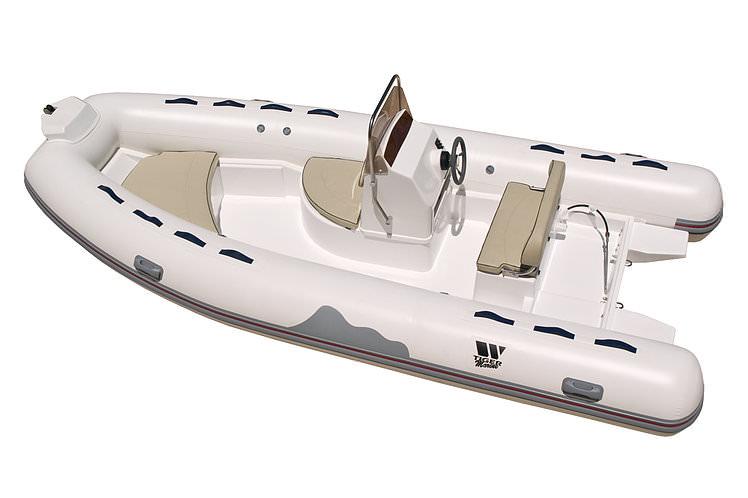 Надуваеми лодки Tiger Marine Sportline 480