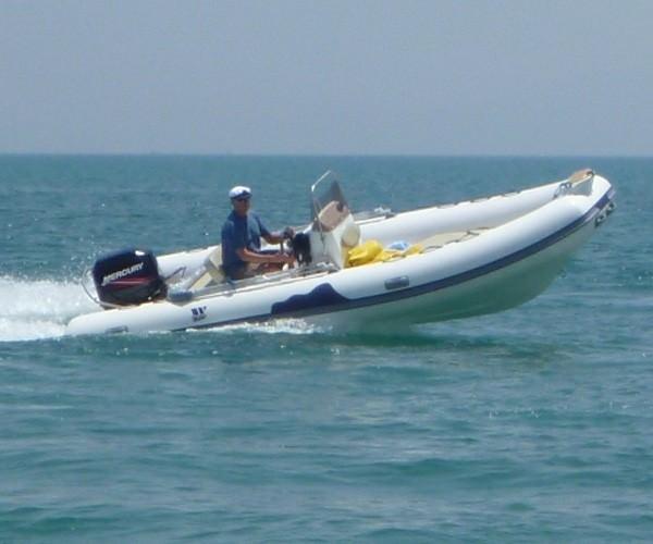 Надуваеми лодки Tiger Marine Sportline 520