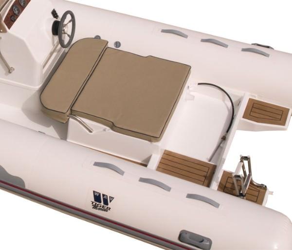 Надуваеми лодки Tiger Marine Sportline допълнително оборудване