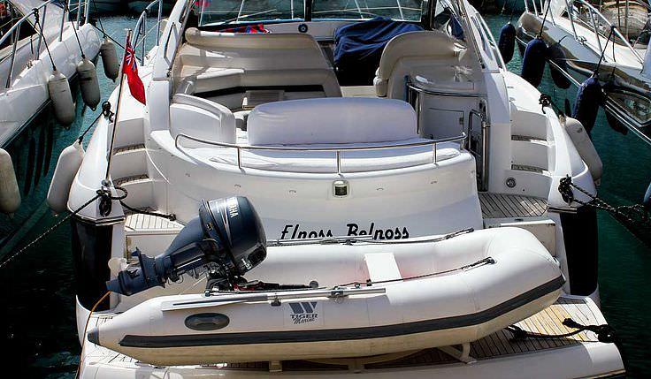 Надуваеми лодки Tiger Marine Tenders 280