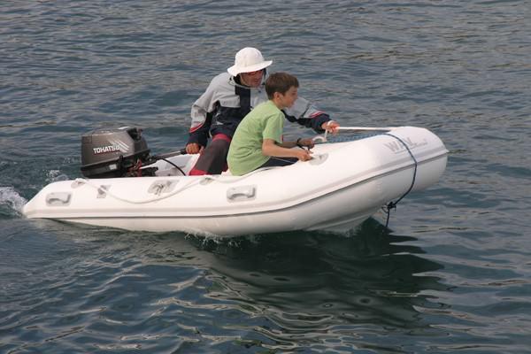 Надуваеми лодки Tiger Marine Tender 310