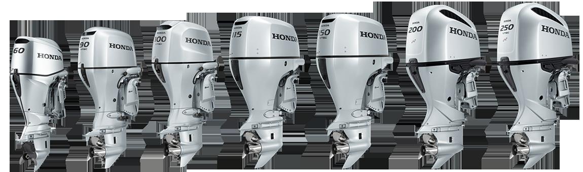 Извънбордови двигатели Honda