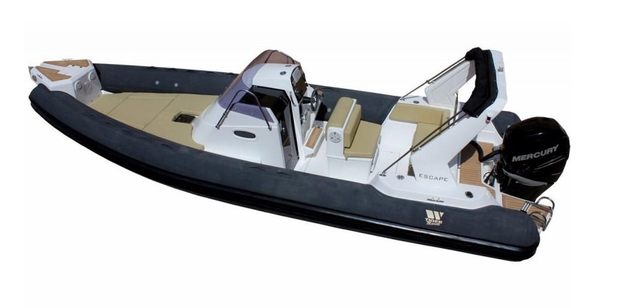 Tiger marine Topline 850