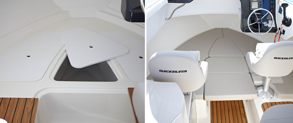 Моторна яхта Quicksilver 675 Pilothouse