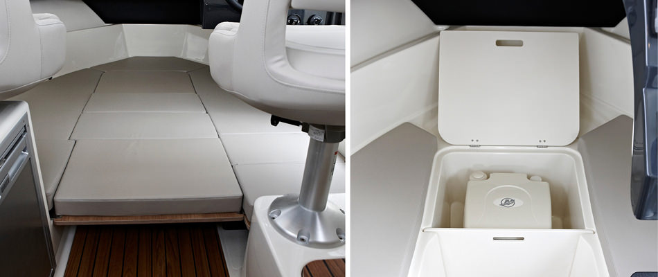 Моторна яхта Quicksilver 755 PIlothouse