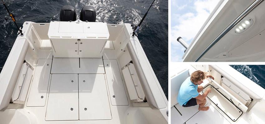 Моторна яхта Quicksilver 905 Pilothouse