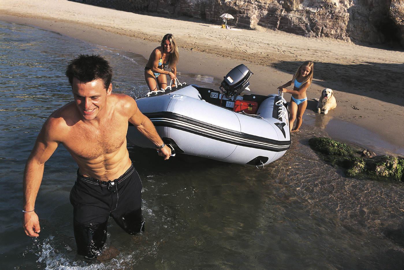 Надуваеми лодки Зодиак / Zodiac Mark Classic