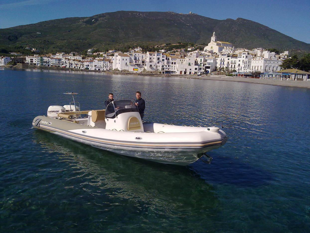 Надуваеми лодки РИБ Зодиак/ RIB Zodiac Medline