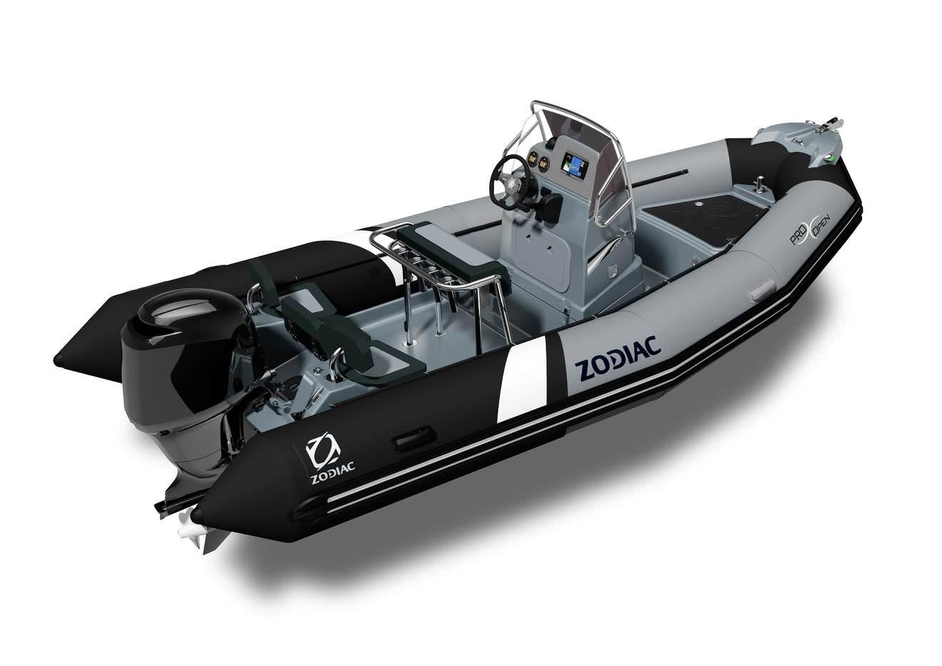 Надуваеми лодки РИБ Zodiac Pro Open