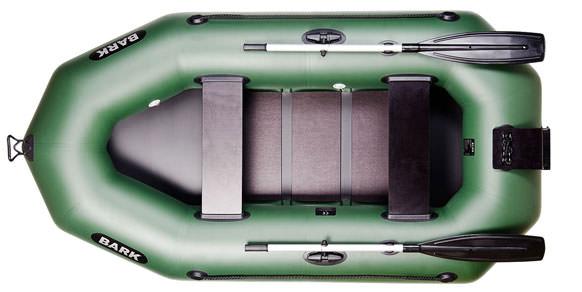 Надуваеми лодки Барк / Bark B-250CN