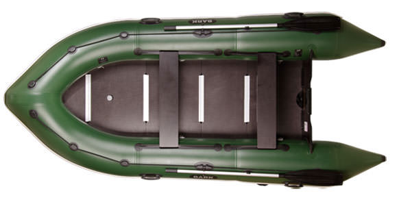 Надуваеми лодки Барк / Bark BN-390S