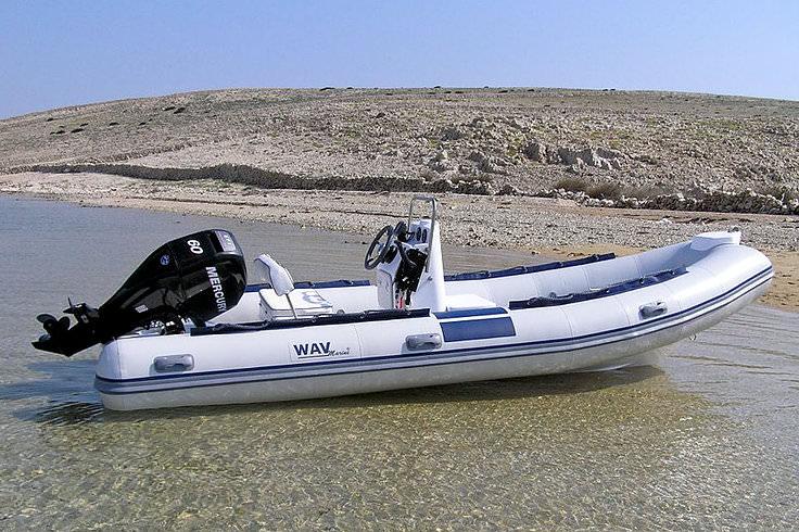 Надуваеми лодки Tiger Marine Dive Master 520