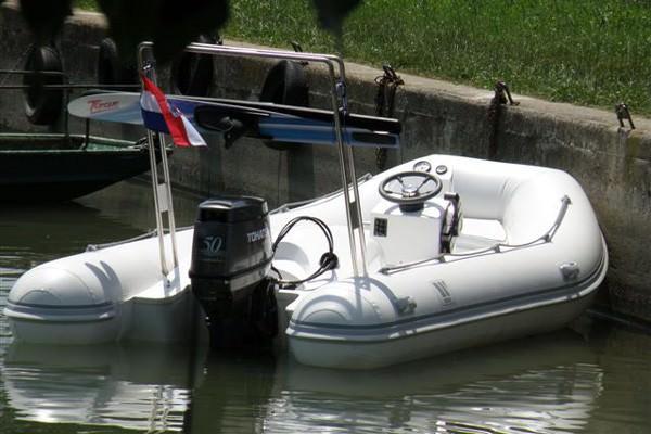 Надуваеми лодки Tiger Marine Protender 430
