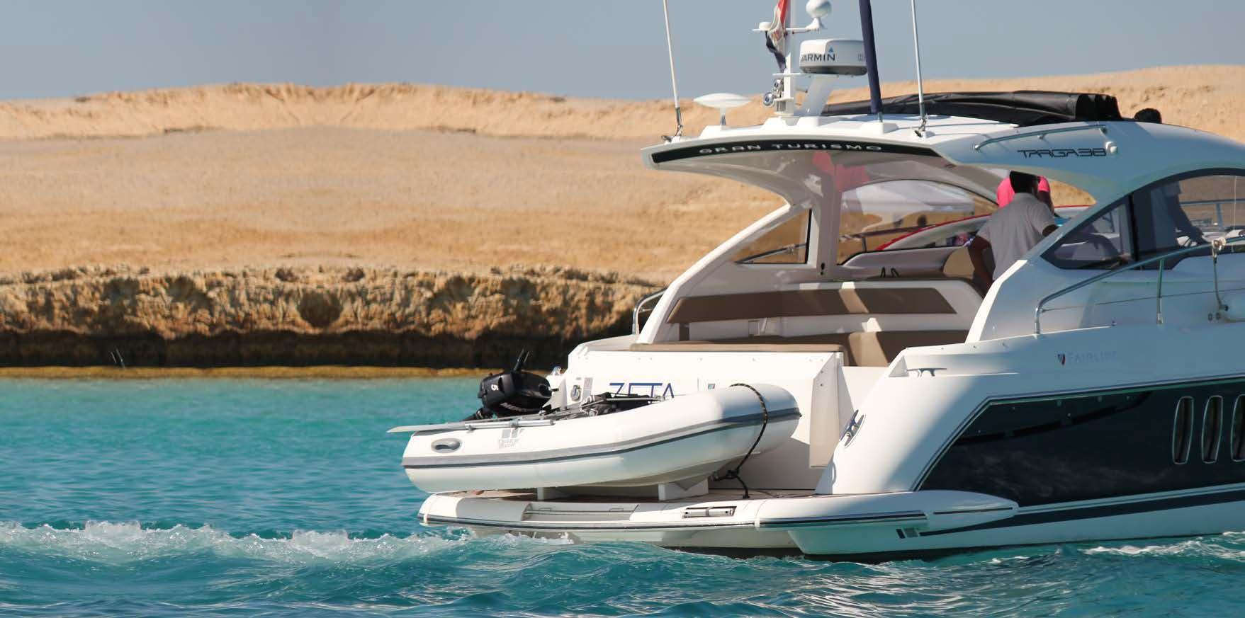 Надуваеми лодки Tiger Marine Tender 360