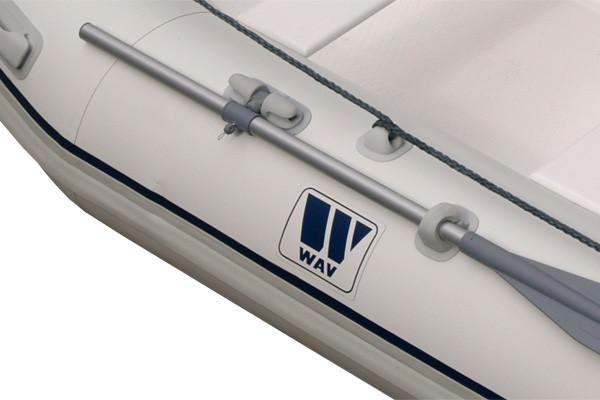Надуваеми лодки Tiger Marine Tender допълнително оборудване