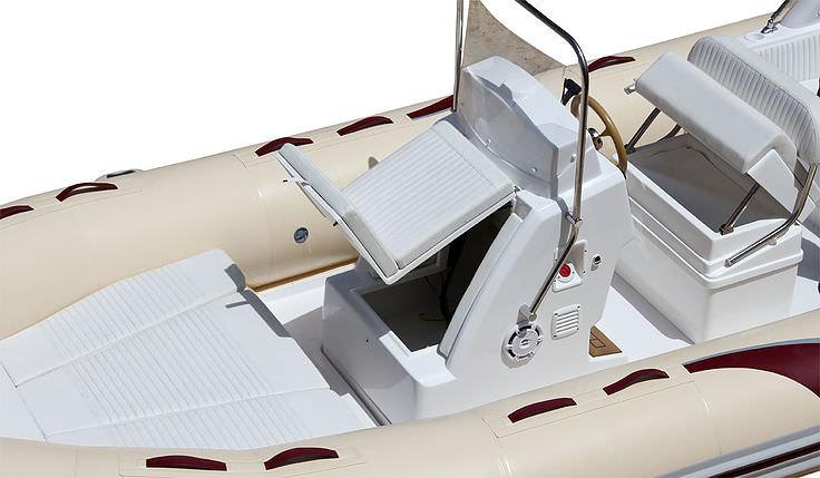 Надуваеми лодки Tiger Marine Topline 650